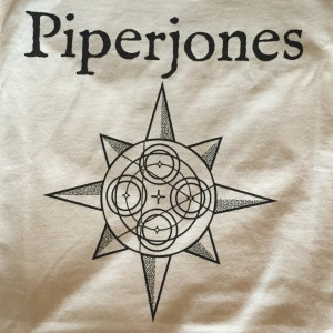 Piperjones 2012 shirt, men's