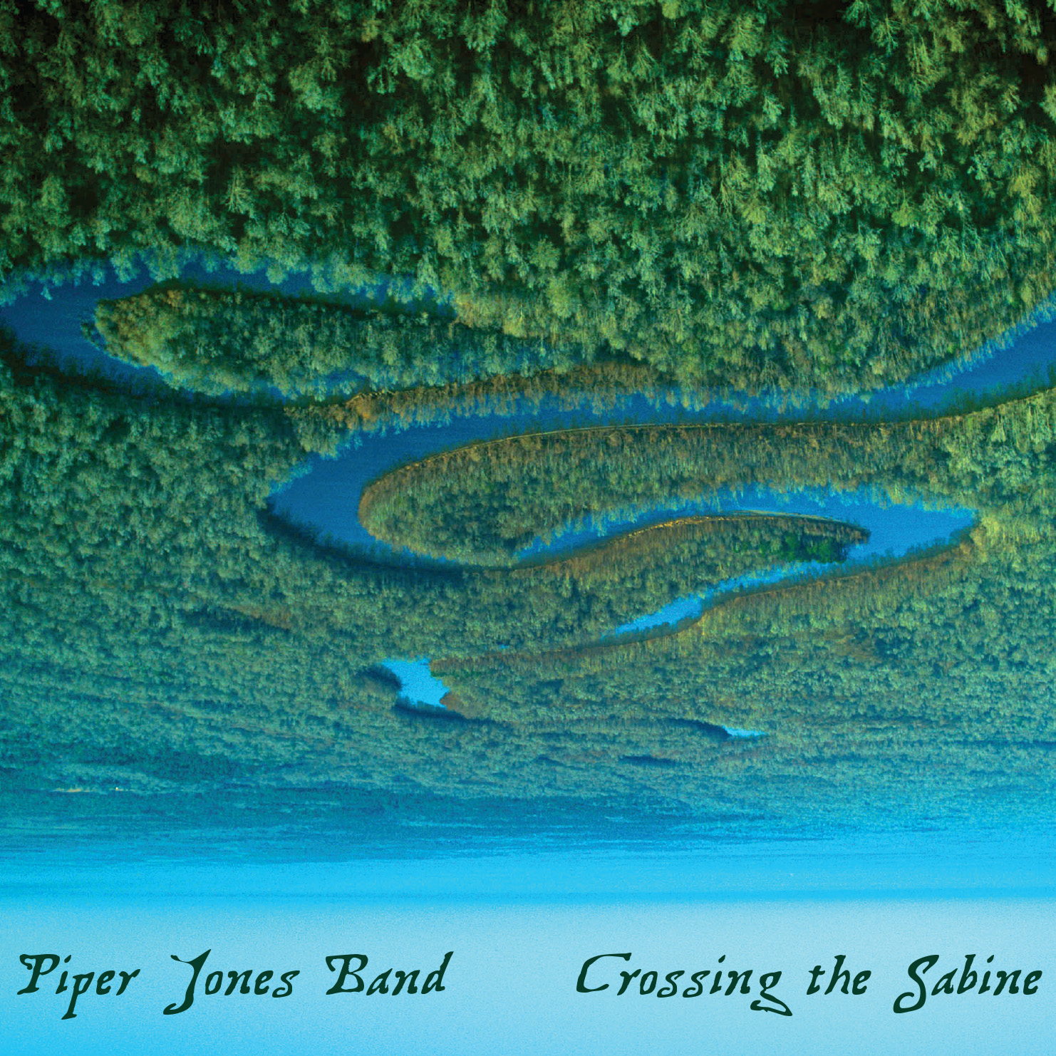 Crossing the Sabine CD